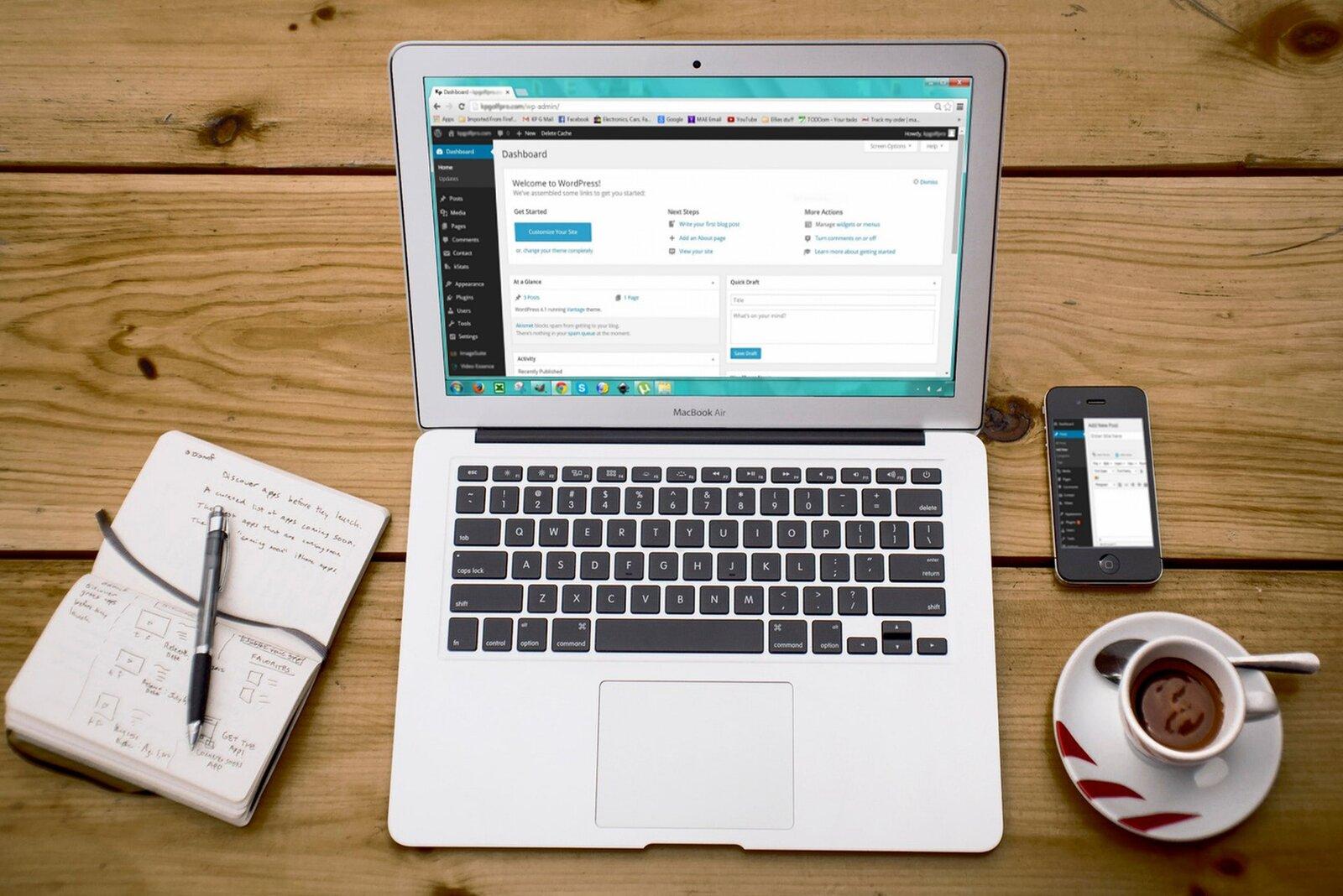 Geld verdienen mit der eigenen Website